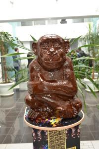 18 кг чистого шоколаду!!!
